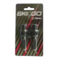 Hroty Skigo STANDARD na palice na kolieskové lyže 8mm