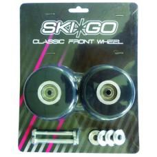 Kolieska Skigo predné No 2 na kolieskové lyže Classic standard