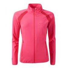 Dámska športová bunda Reitti Diva pink Halti