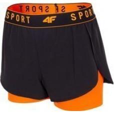 Dámske tréningové šortky 4F