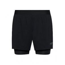Pánske bežecké šortky 4F