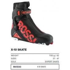 Topánky na bežky Rossignol X-10 Skate