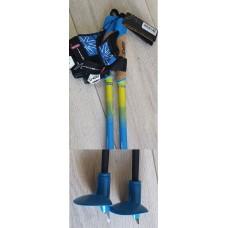 Bežecké palice Skigo Racing Junior 50% carbon