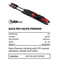Viazanie na bežecké lyže Rossignol Race Pro Skate Premium
